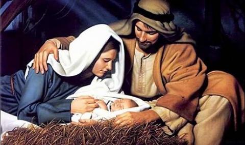 Коледа е! Честито Рождество Христово