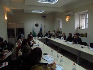"""Заключителна конференция по проект """"Да докоснем недосегаемите: борейки се с традиционни и нови антиромски стереотипи"""""""