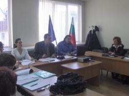 Снимка: Областна администрация  Благоевград