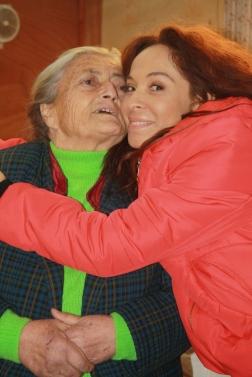 Снимка: Маги с баба Атидже