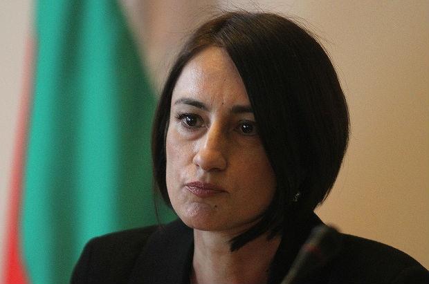 Министър Деяна Костадинова