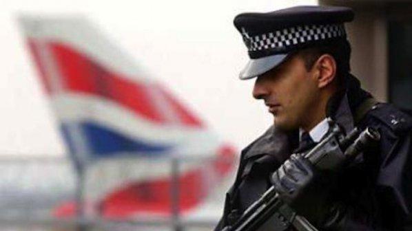 Английски полицаи учат цигански, Снимка: novini.bg