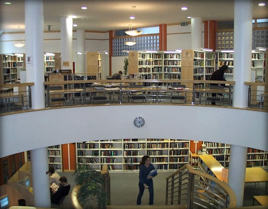 readinghall